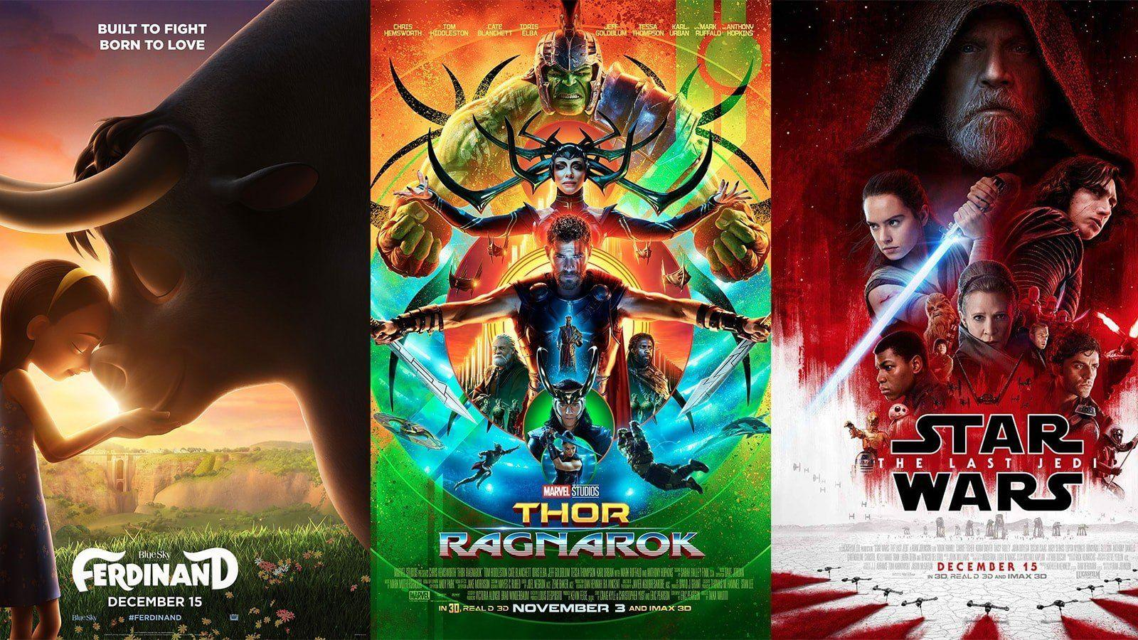 Full Sail Grads on 2017's Biggest Holiday Blockbusters - Hero image