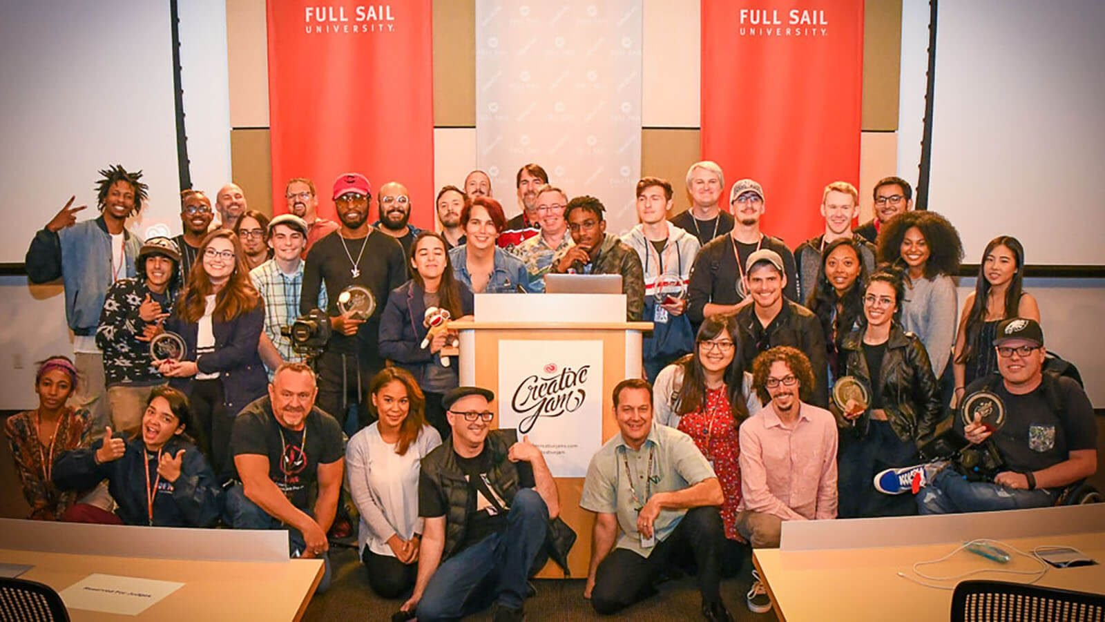 Adobe Creative Jam Held On Campus - Hero image