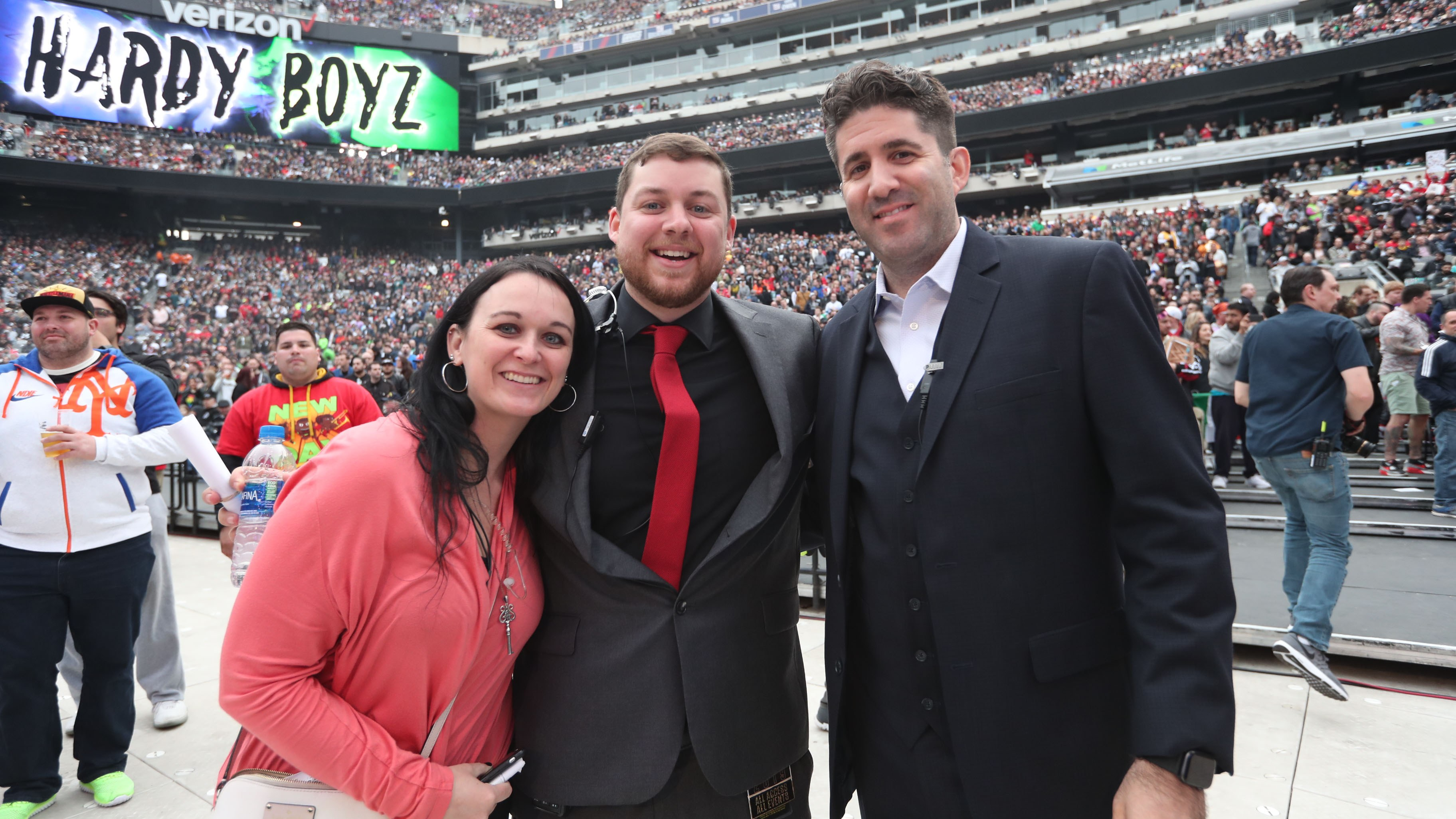 A Sports Marketing & Media Grad Turned Marketing Manager for WWE - Hero image