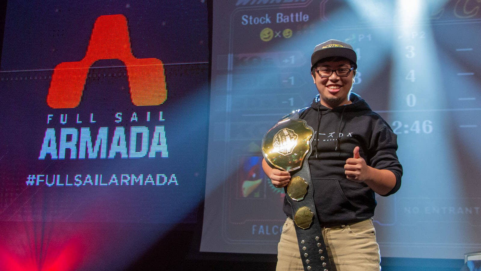 A Super Smash Bros. Champion on What It's Like to Win the Title - Hero image