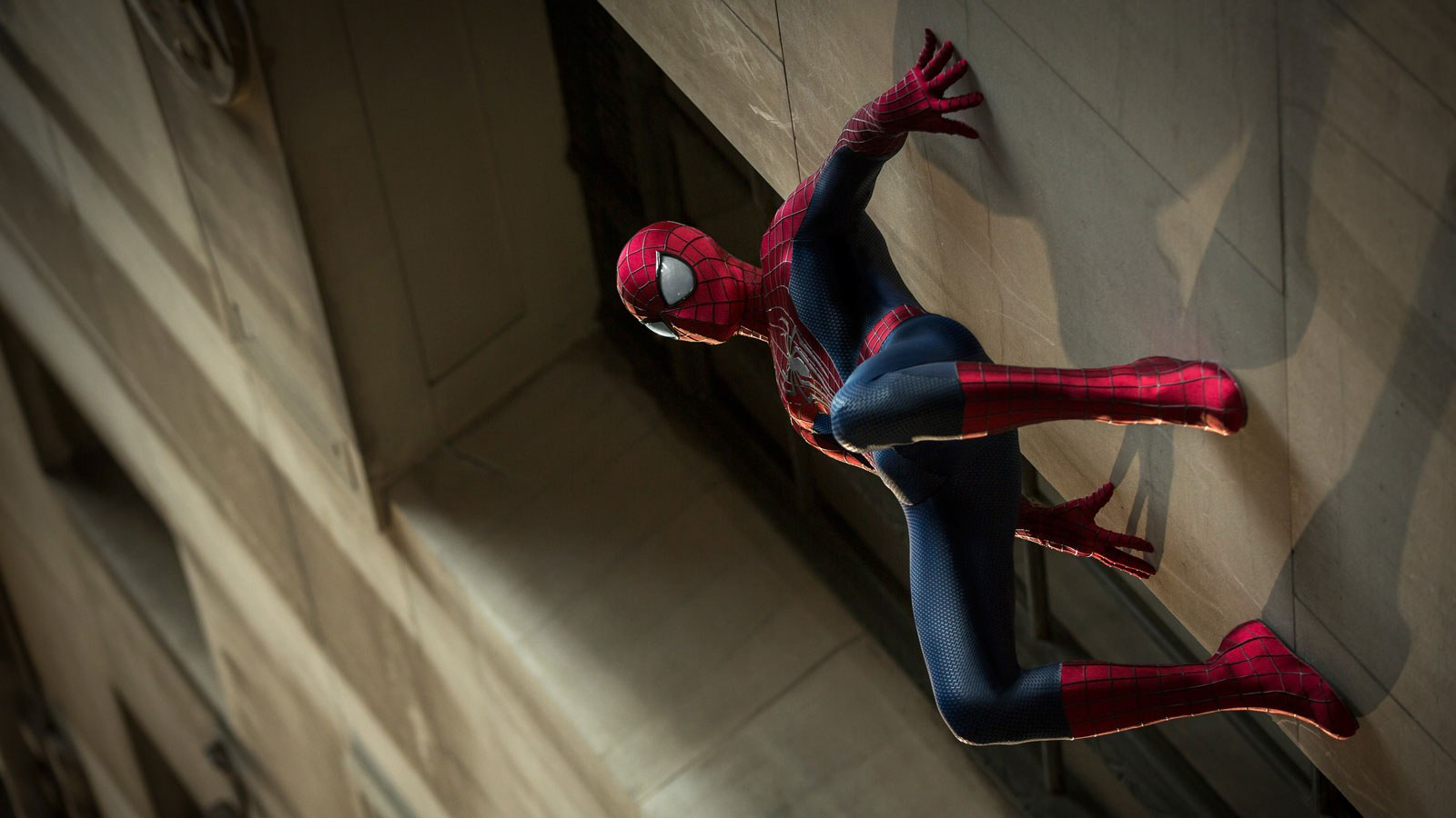 Alumni Help Bring 'The Amazing Spider-Man 2' to Theaters - Hero image
