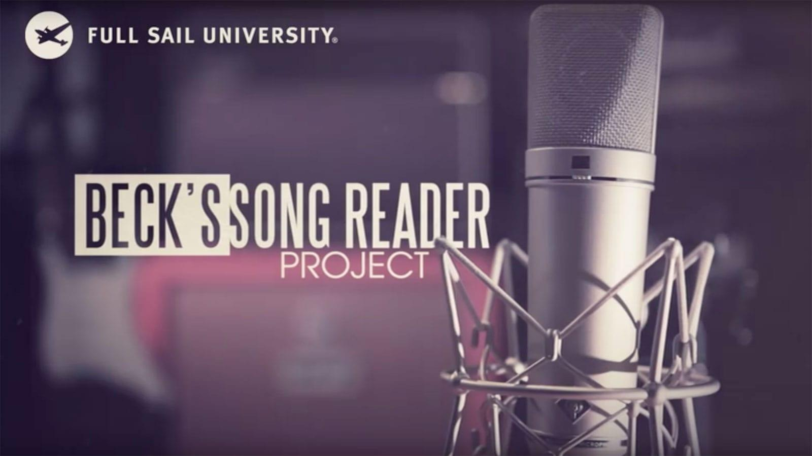 Behind the Scenes on the Beck 'Song Reader' Project [Video] - Hero image