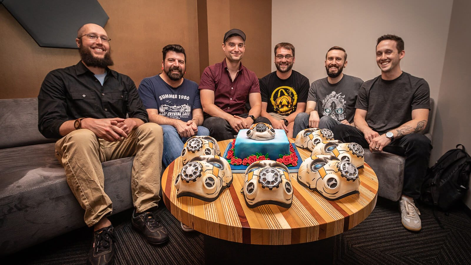 'Borderlands 3': Grads Return to Campus to Share Behind-The-Scenes Insights with Students - Hero image