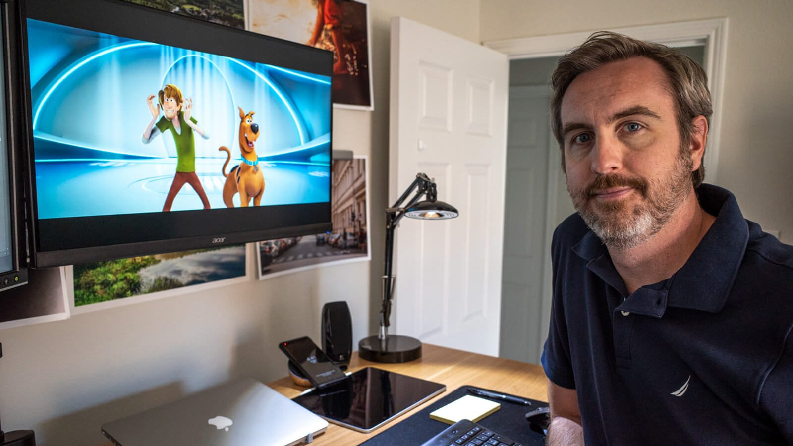 Computer Animation Graduate at Reel FX Finishes 'SCOOB!' Remotely - Hero image
