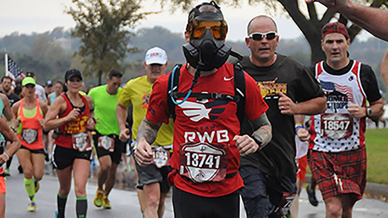 Course Director and Marine Corps Veteran Aaron Benningfield Sets World Record - Hero image