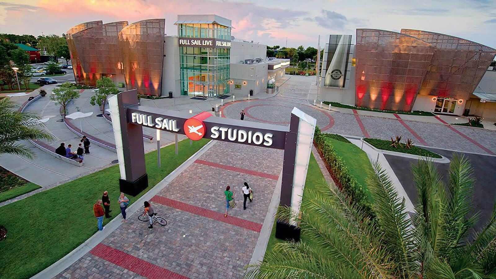 'Billboard' Magazine Names Full Sail a Top Music Business School - Hero image