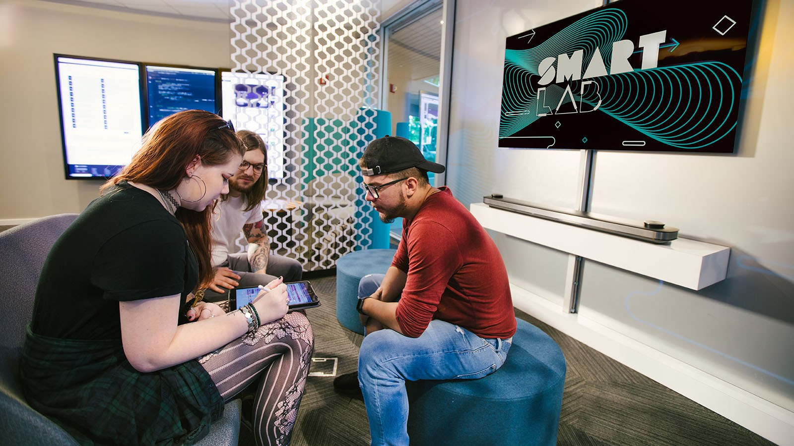 Discover Full Sail's Smart Lab - Hero image