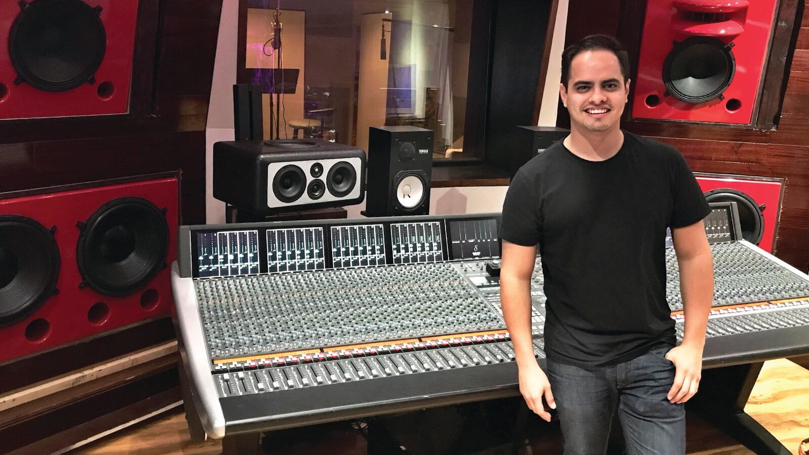 Film Production MFA Grad Federico Carmona Produces Videos for Jowell y Randy, Ozuna, and More - Hero image