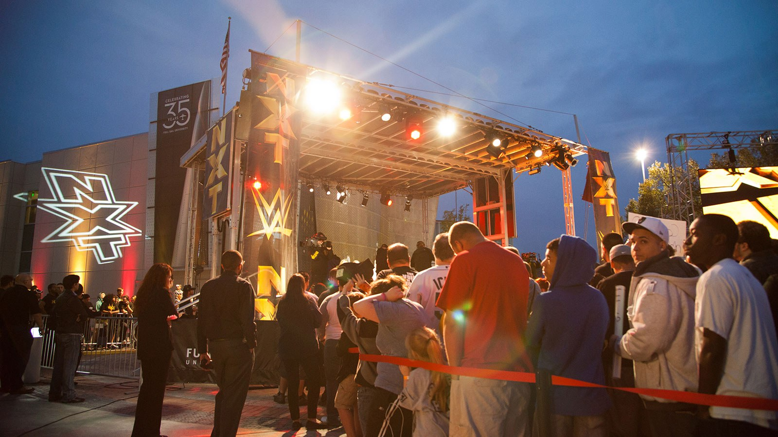 Full Sail and WWE Celebrate Two Years of Education and Entertainment Partnerships - Hero image