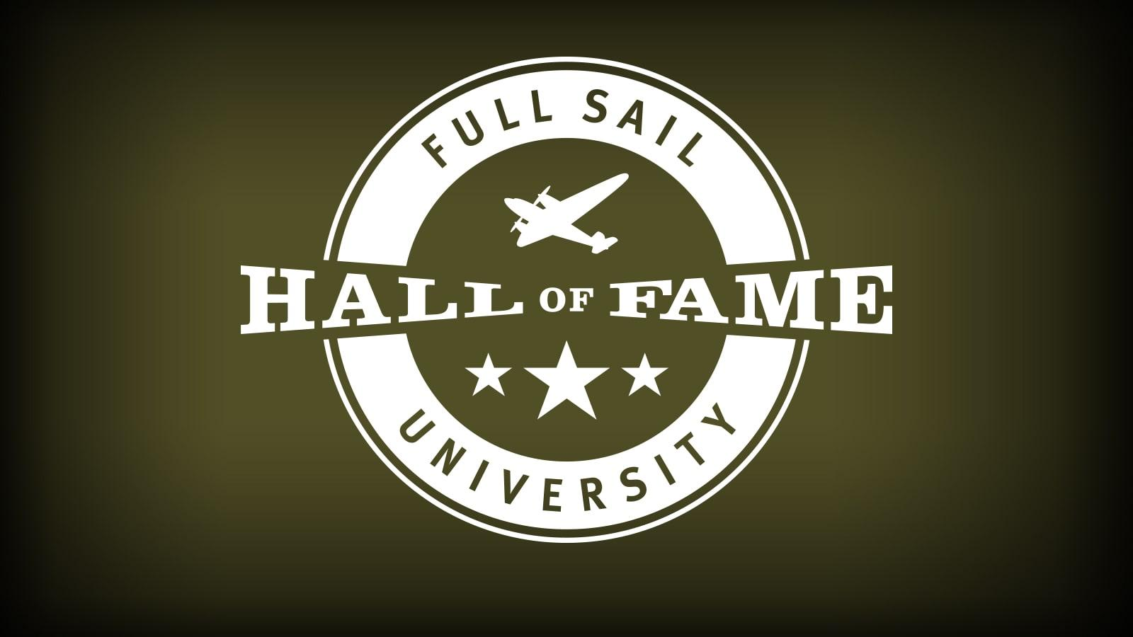 Full Sail Announces 6th Annual Hall of Fame Induction Class - Hero image