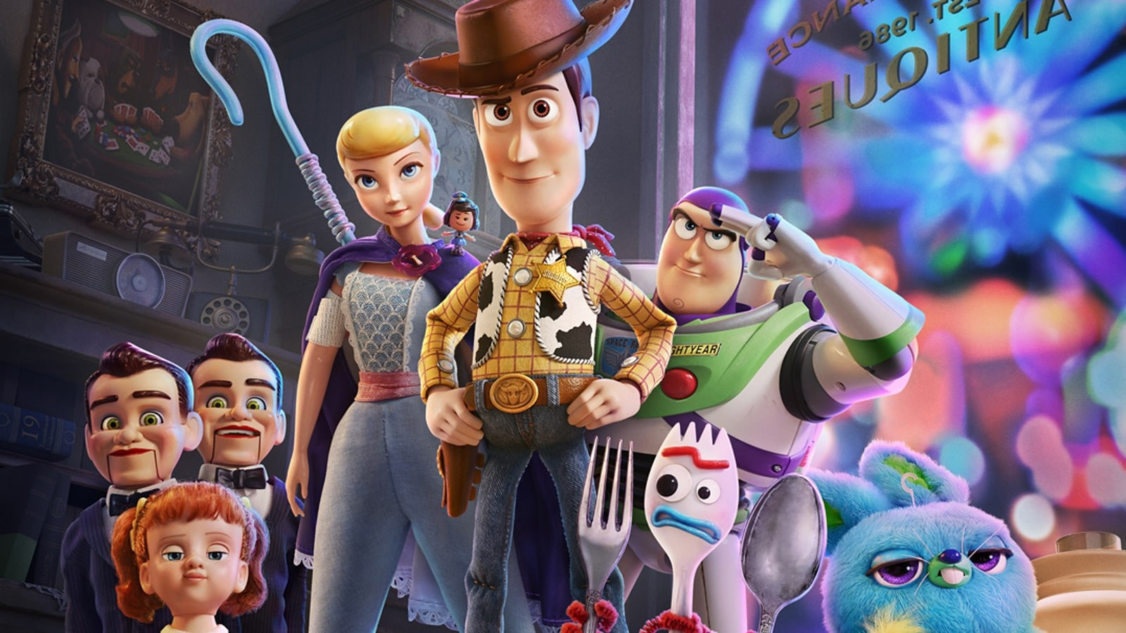 Full Sail Grads Credited on 'Toy Story 4' - Hero image