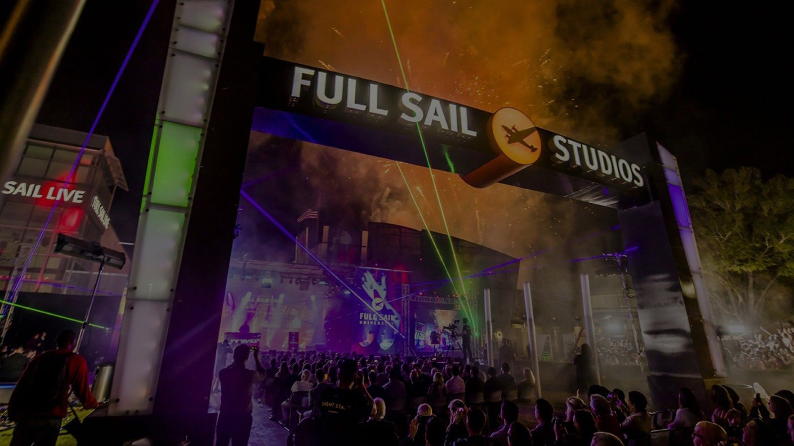 Full Sail Honors Hall of Fame Inductees - Hero image