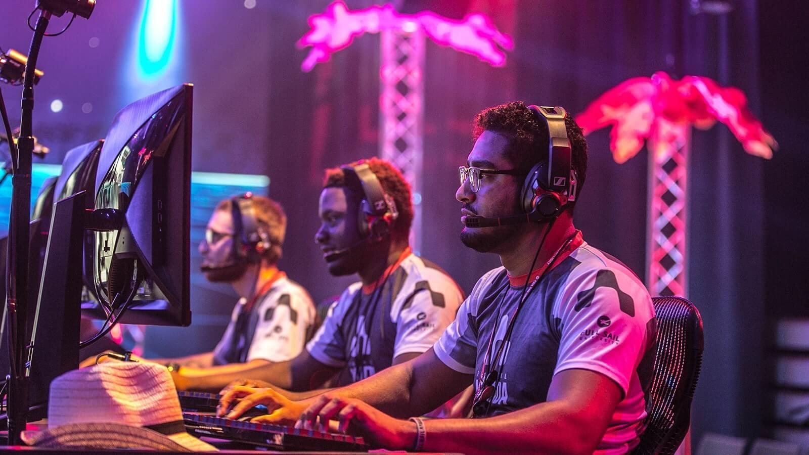 Full Sail Hosts 'Call of Duty' Tournament - Hero image