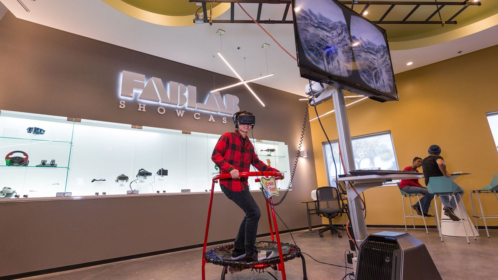 Full Sail Launches Two New Labs For Emerging Technology - Hero image