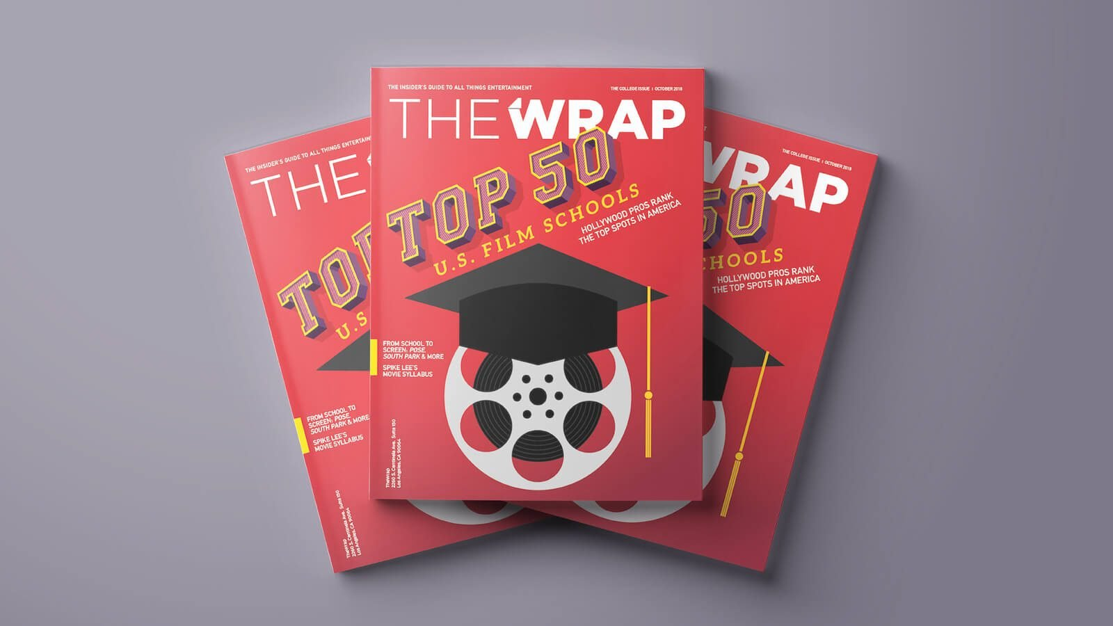 "Full Sail again named one of the ""Top 50 Film Schools"" by 'The Wrap' - Hero image"