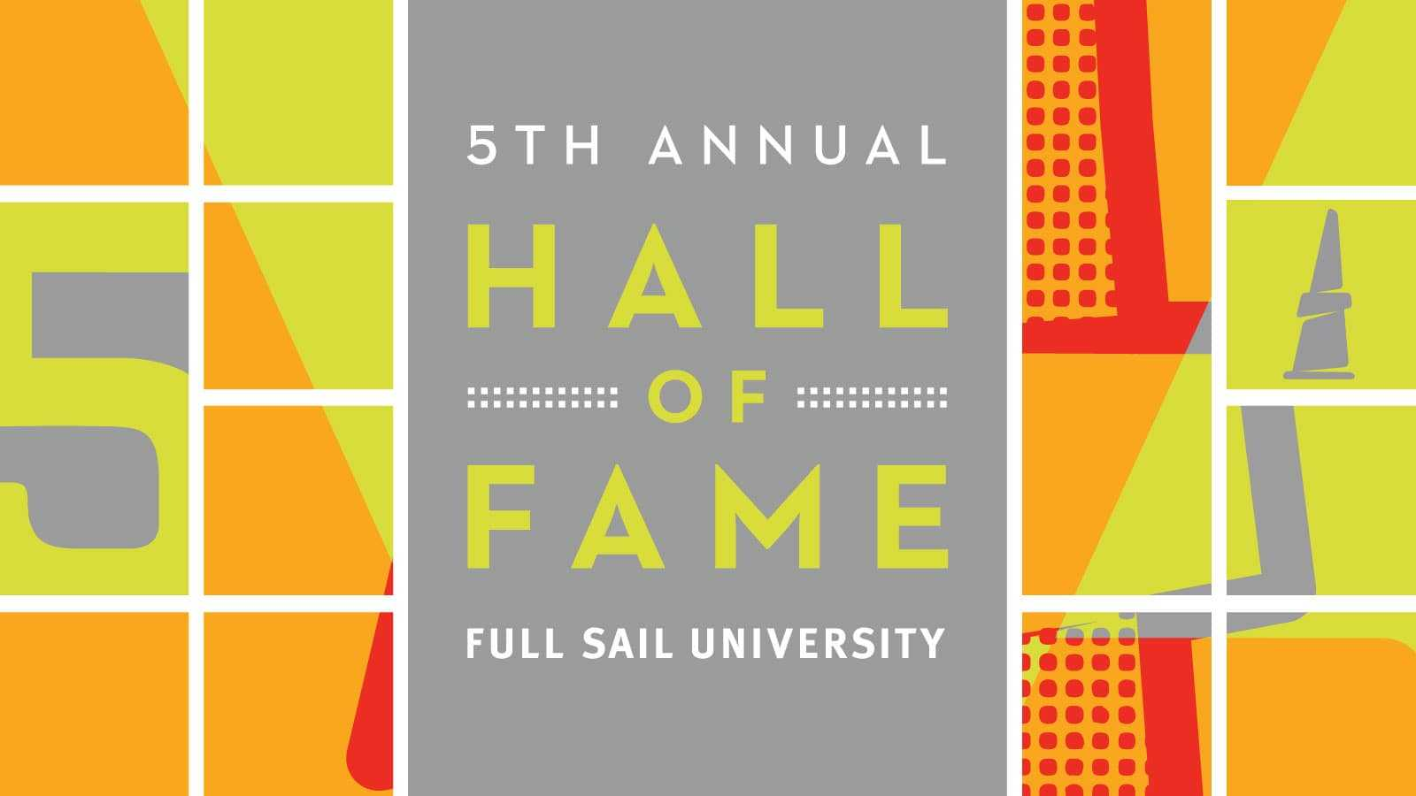 Full Sail Welcomes Industry Leaders, VIPs, and Celebrity Guests to Fifth Annual Hall of Fame Week - Hero image