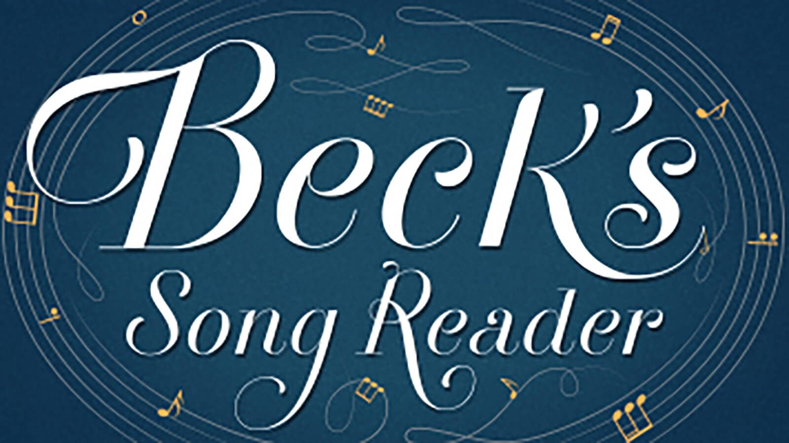 Full Sail's Beck 'Song Reader' Recording Project and Contest - Hero image