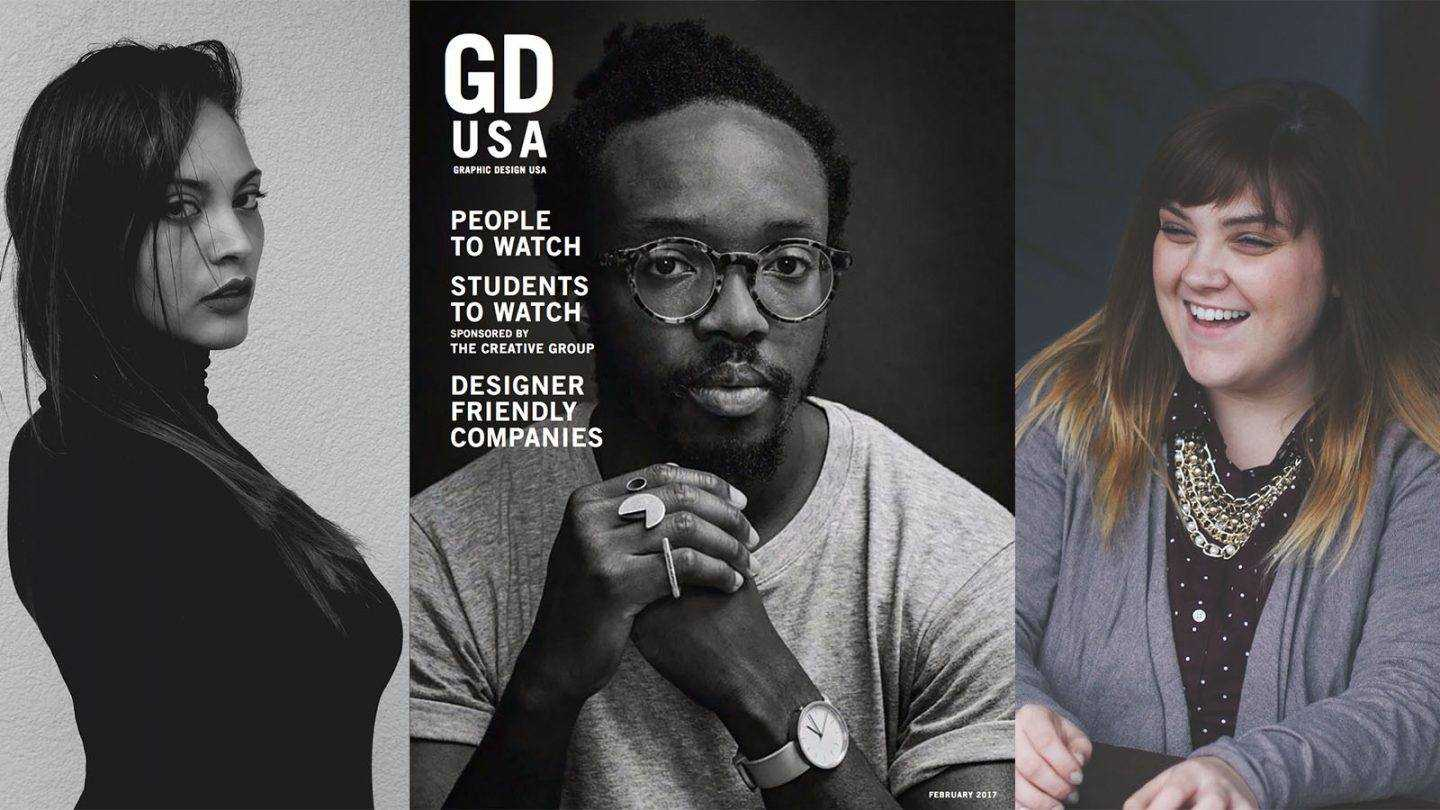 Graphic Design USA's 2017 'Students to Watch' List Features Two Full Sail Grads - Hero image