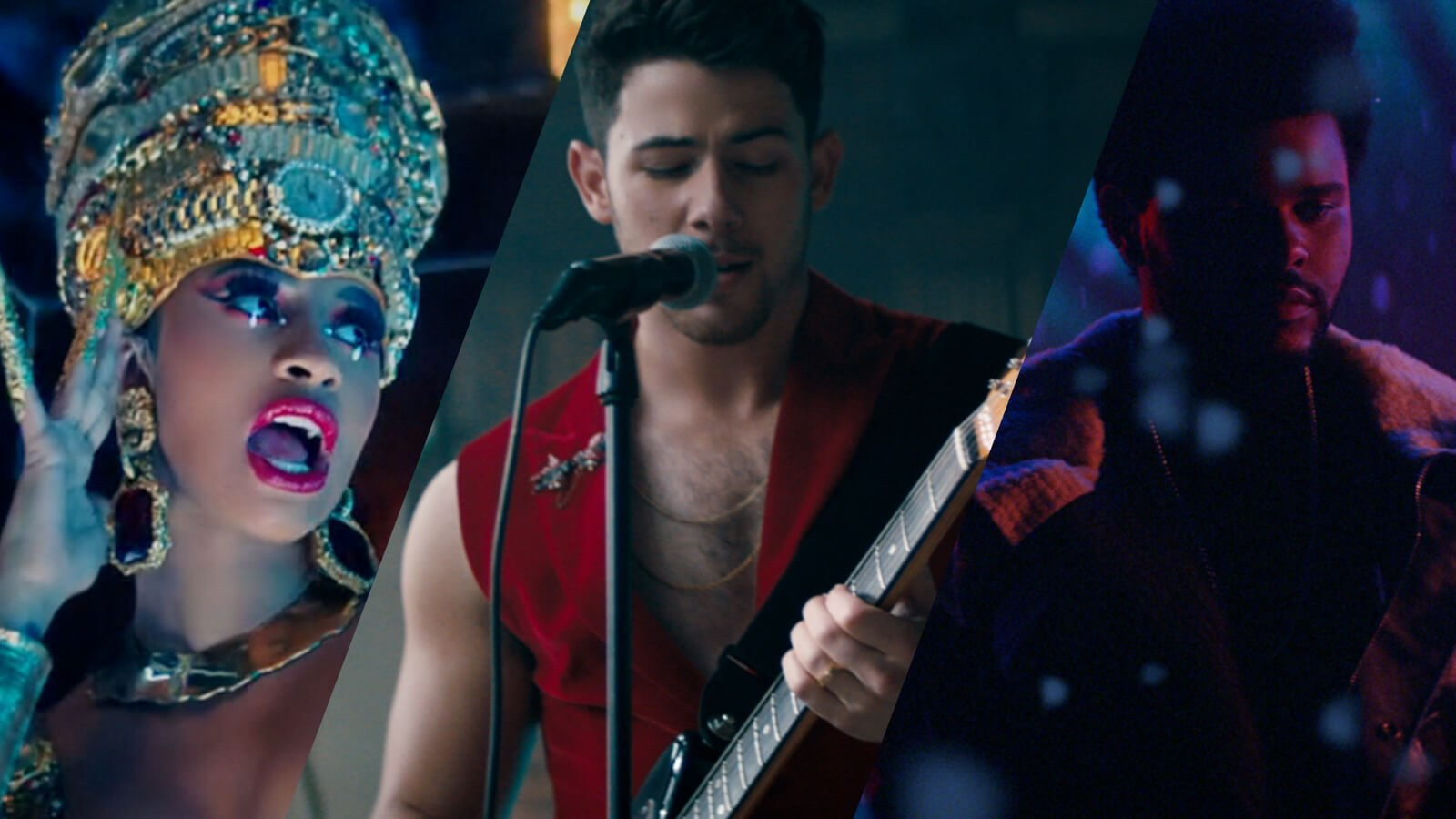 Grad Puts Finishing Touches on the Year's Biggest Music Videos - Hero image