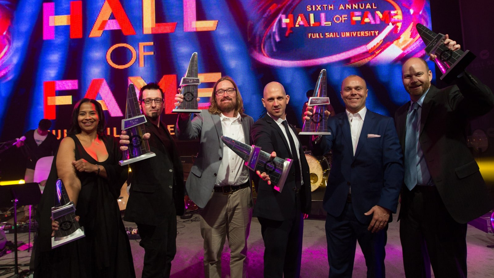 Highlights From the Sixth Annual Hall of Fame - Hero image