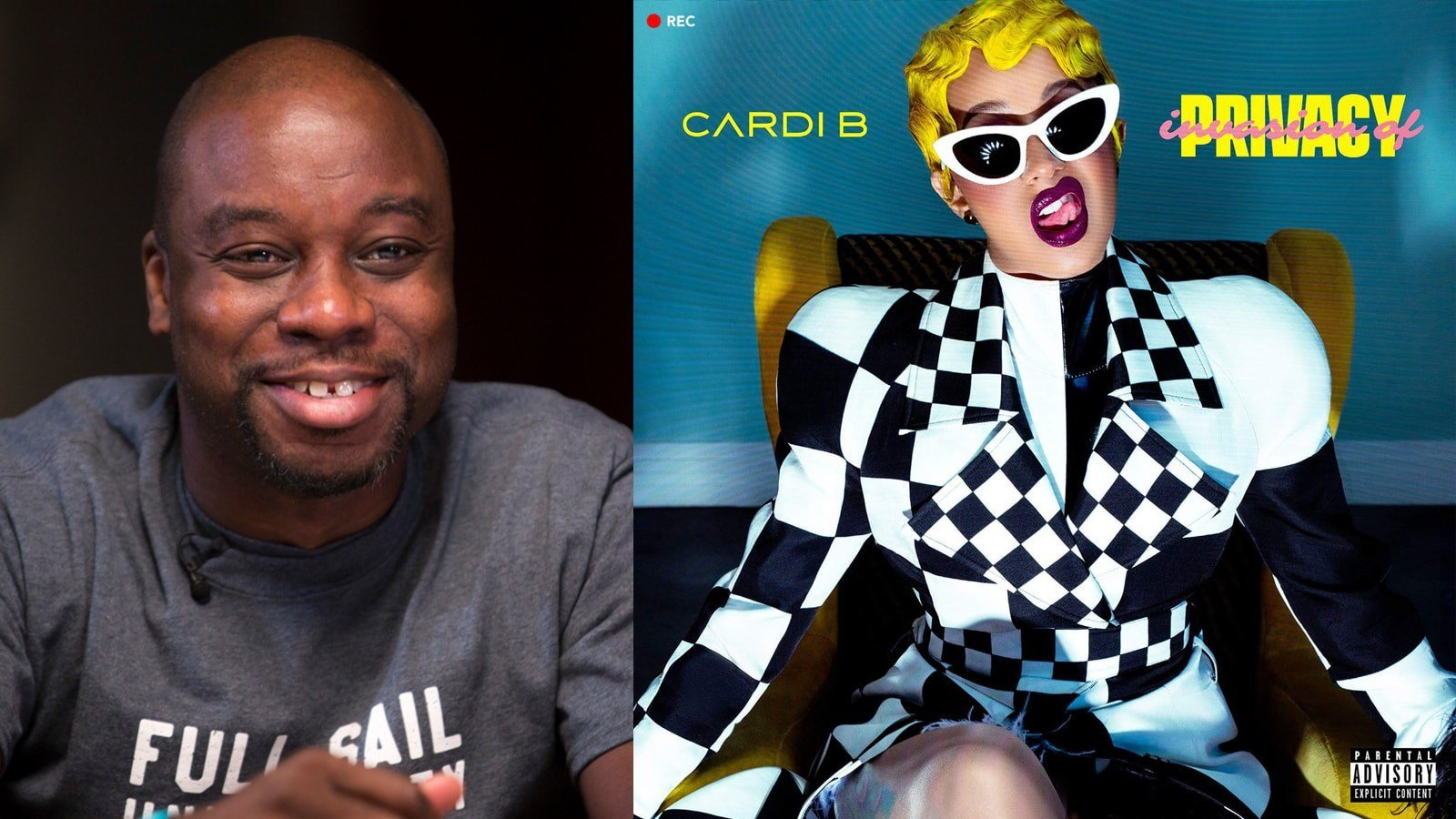 When Leslie B Met Cardi B: Full Sail Grads Work on 'Invasion of Privacy' - Hero image