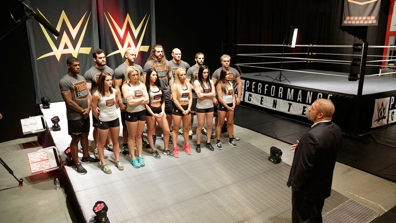 New Season of WWE TOUGH ENOUGH® To Be Produced at Full Sail University - Hero image