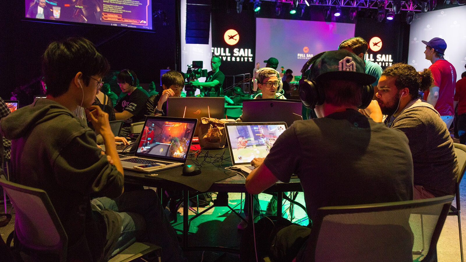 Princeton Review Ranks Full Sail Among Top Game Design Schools - Hero image