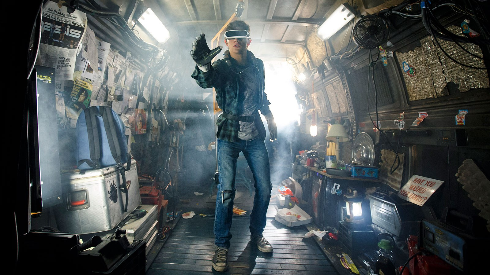 16 Full Sail Grads Work on 'Ready Player One' - Hero image