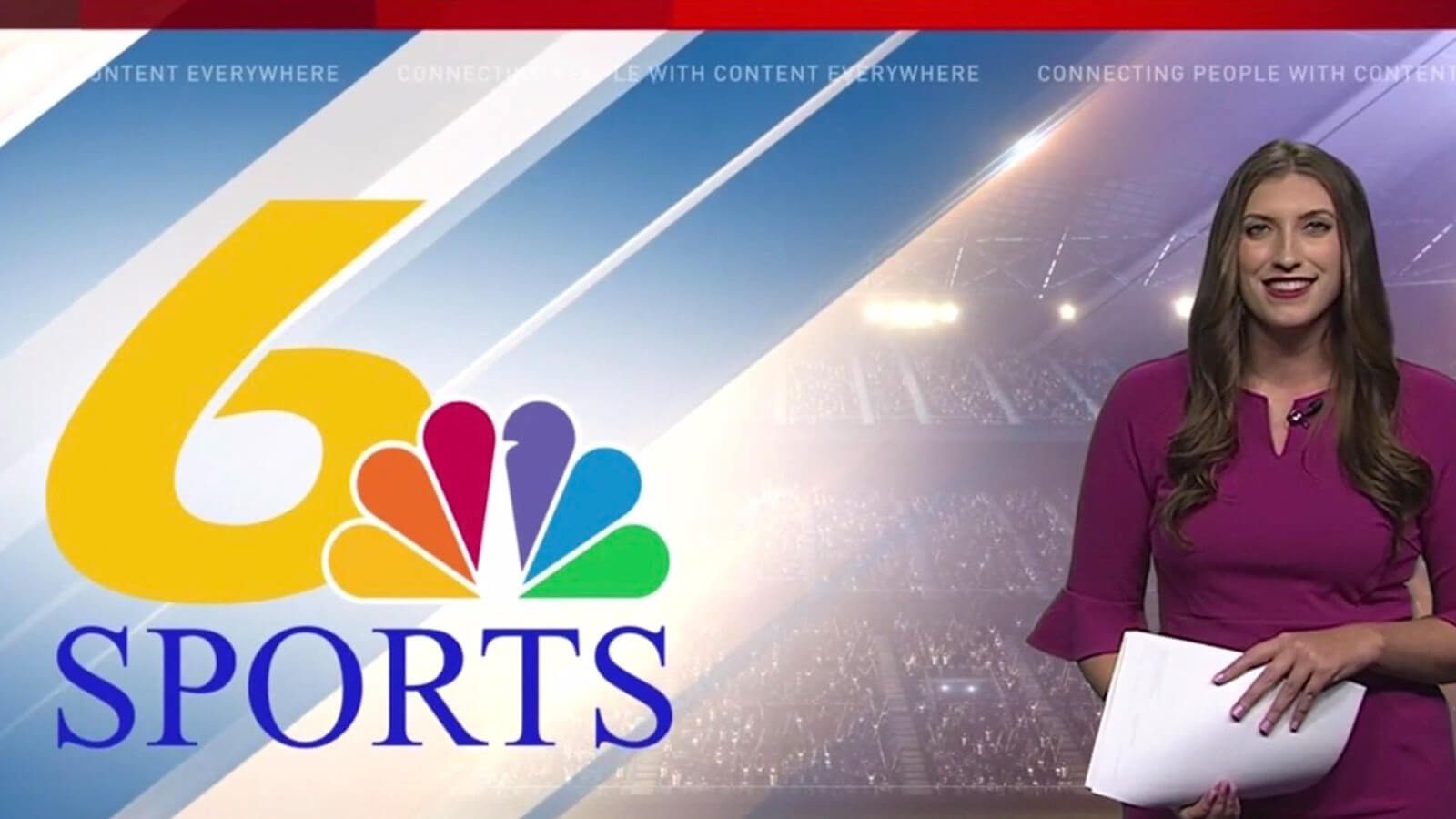 Recent Sportscasting Grad Starts as Weekend Anchor for Pittsburgh-Area NBC Affiliate - Hero image