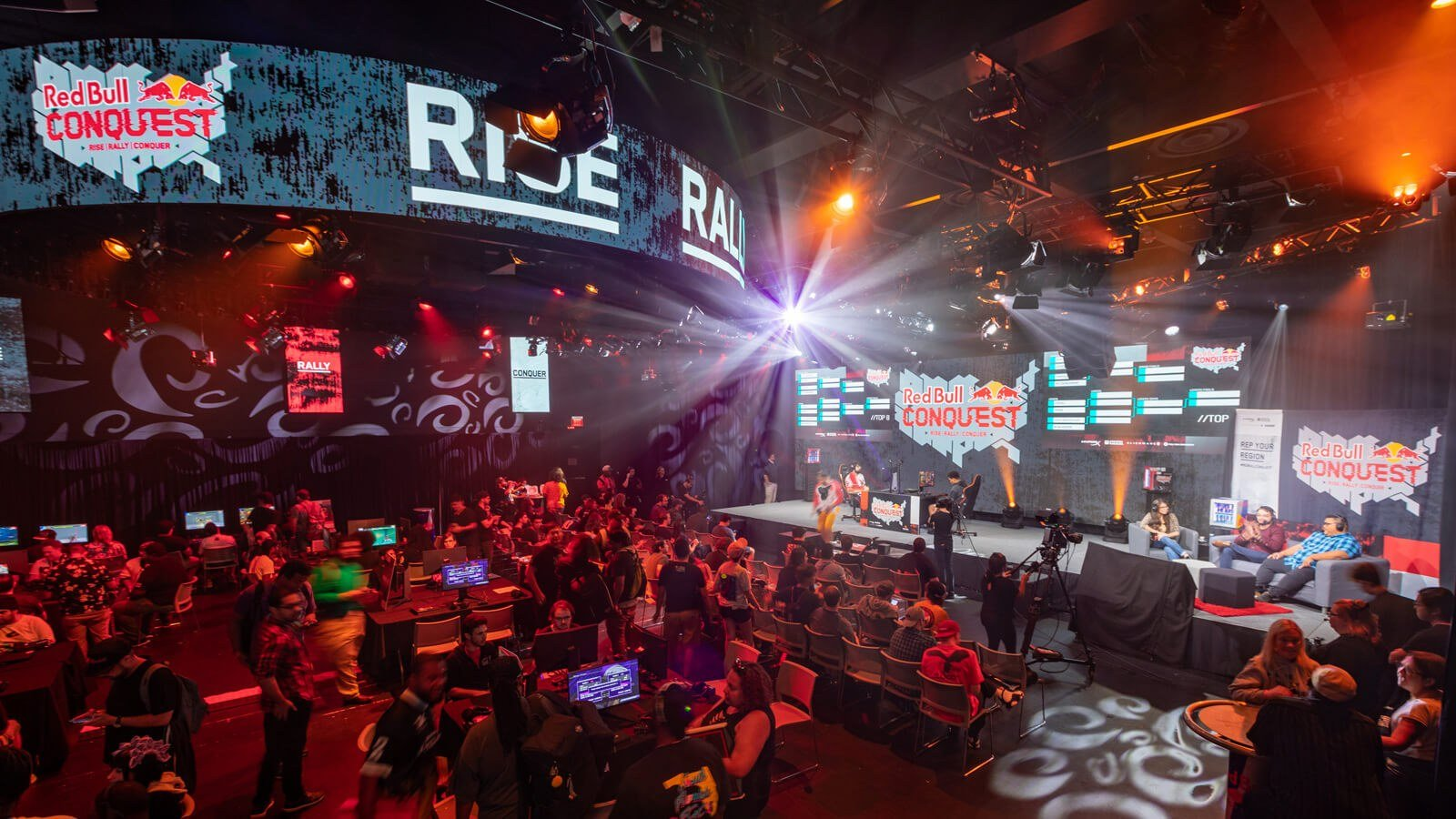Red Bull Conquest Kicks Off at Full Sail's Fortress - Hero image