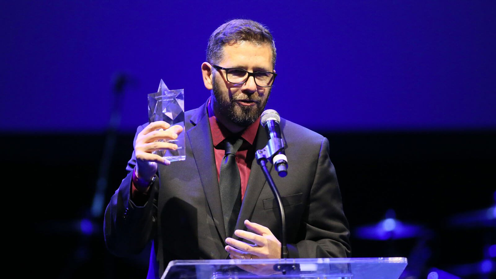 Sebastian Krys Named 2018 Shining Star Honoree by Education Through Music - Hero image