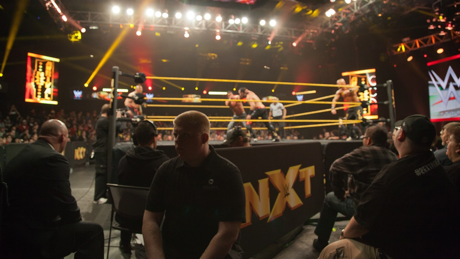 'WWE: Behind the Curtain' Includes Footage From Full Sail Live Venue - Hero image