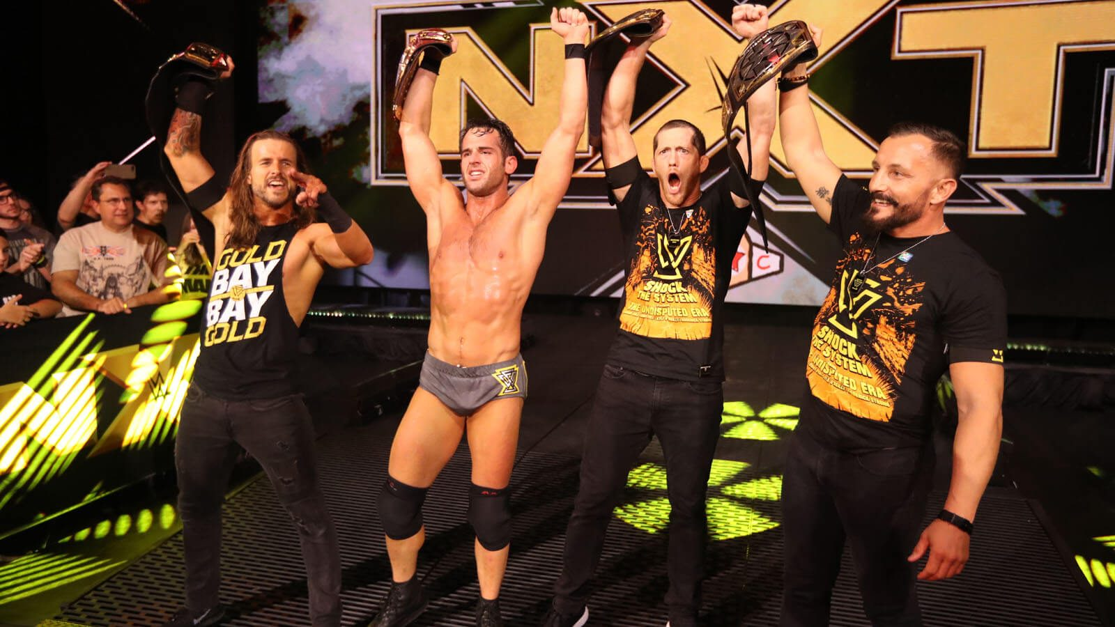 WWE Debuts 'NXT' on USA Network; Produced Weekly at Full Sail - Story image