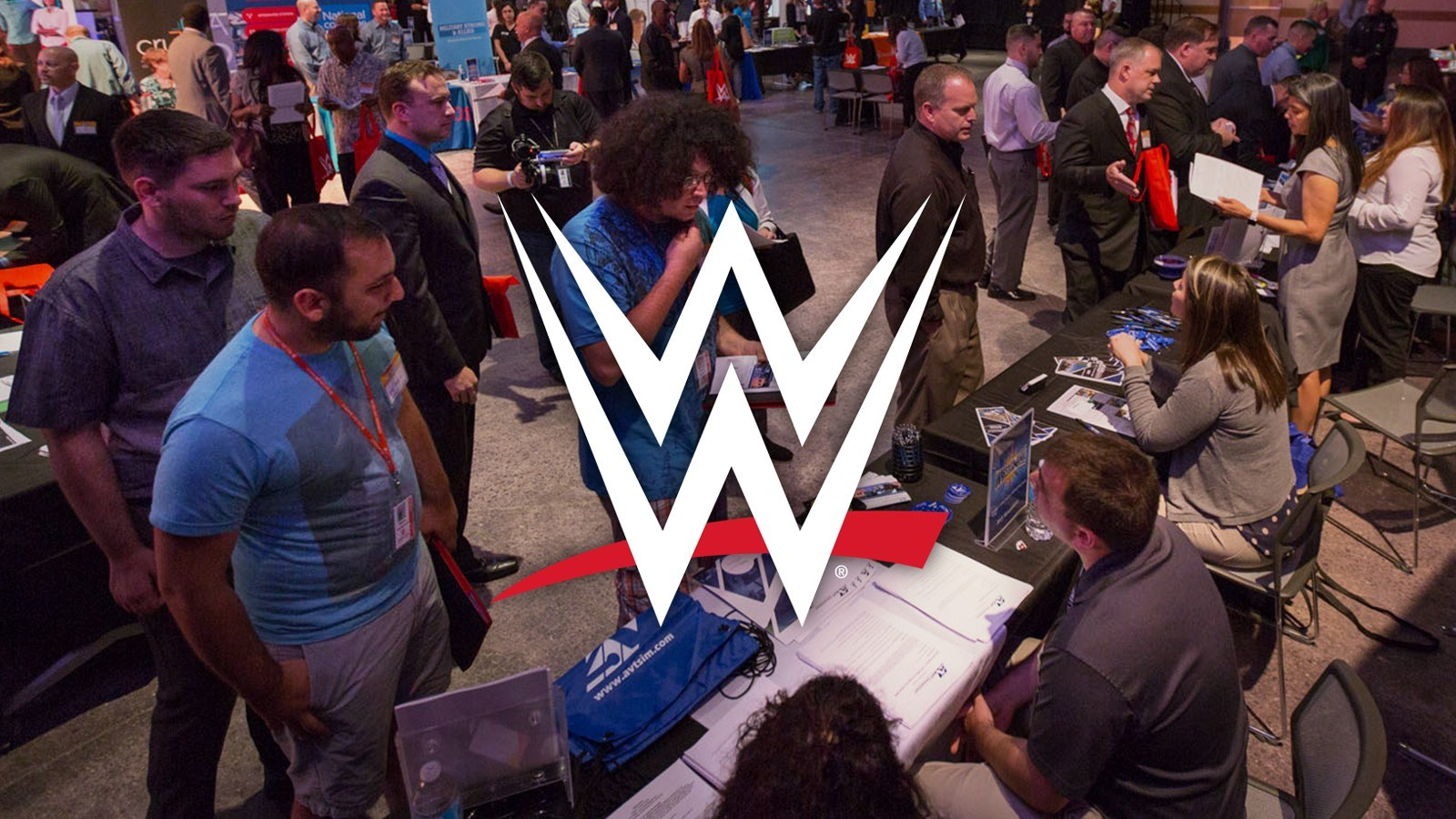 WWE and Hire Heroes USA Host Networking Event at Full Sail - Hero image