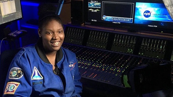 Featured story thumb - Alexandria Perryman Recording Arts Grad Serves As An Audio Engineer At Nasas Johnson Space Center Mob