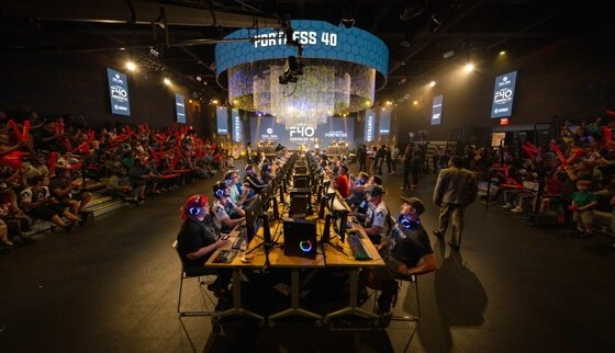 Featured story thumb - Esports Arena Opens With Fortress 40 Battle Royale Mob