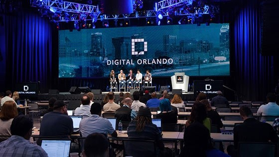 Featured story thumb - Full Sail Brings Together Leaders In The Digital Technology Sector At Digital Orlando Mobile