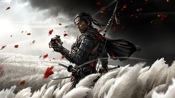 Featured story thumb - Full Sail Grads Credited On Ps4S Ghost Of Tsushima Mob