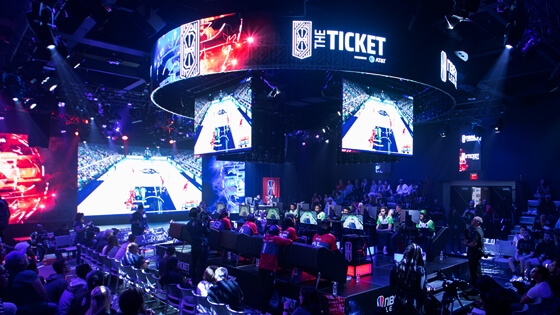 Featured story thumb - Full Sail Hosts Nba 2K League For The Ticket Live From The Fortress Mob