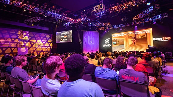 Featured story thumb - Full Sail Hosts Overwatch League All Star Game Watch Party Mob