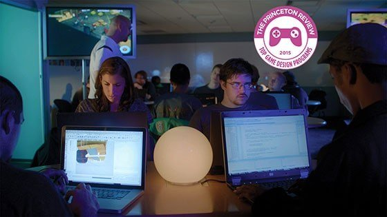 Featured story thumb - Full Sail Named Top Graduate School For Game Design By The Princeton Review Mob