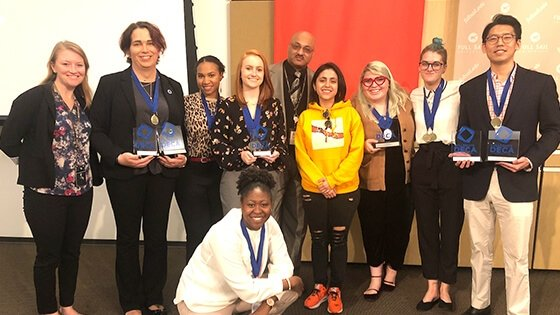 Featured story thumb - Students Take Home Top Honors At Collegiate Deca State Competition Mob