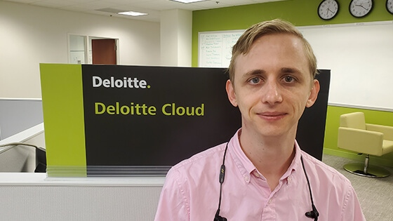 Featured story thumb - This Grad Helps Clients Execute Cloud Based Solutions For Business Mob