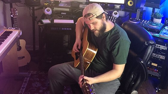 Featured story thumb - This Recording Arts Grad Develops Creative Tools For Songwriters Mob
