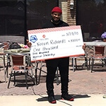 Cloud Technologies Student Receives Wounded Warrior Scholarship - Thumbnail