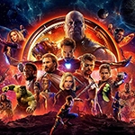 Graduates Work on the Record-Breaking Film 'Avengers: Infinity War' - Thumbnail