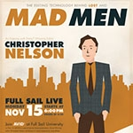 Editor Christopher Nelson ('LOST,' 'Mad Men') Visits Full Sail - Thumbnail