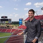 Grad Stephen Lynch: Video Producer for the Tampa Bay Buccaneers - Thumbnail