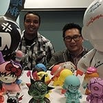 MaiHiro Co-Founders Lead Kidrobot Art Workshop for Faculty - Thumbnail