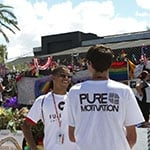 Pure Motivation Volunteers with Critical Mass in Support of PULSE Victims - Thumbnail